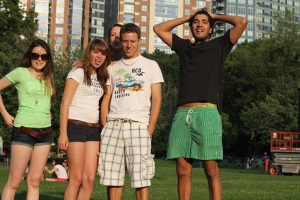 Boston au pair boy